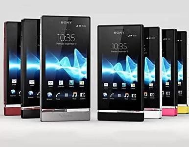 Sony presenta en España los nuevos móviles Xperia P y Xperia U