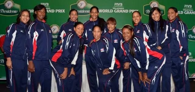 Nuestras campeonas están listas para El Grand Prix de Voleibol Femenino