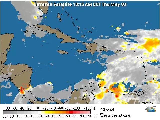 Vaguada seguirá ocasionando lluvias e inundaciones