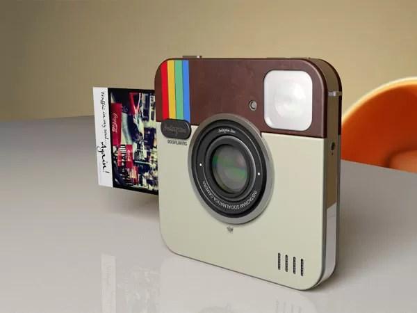 Instagram lanza su propia cámara