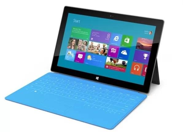 Surface: Nueva tablet de Microsoft se venderá a precios similares al iPad