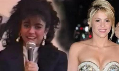 ¿Shakira uso la crema de Sammy Sosa? (vídeo)