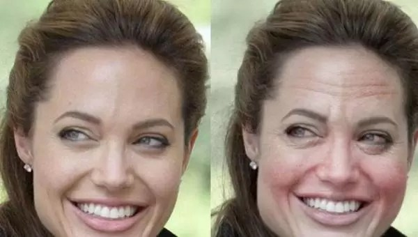 Así podría verse tu cara después de 10 años de consumo excesivo de alcohol