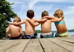 grupo de amigos