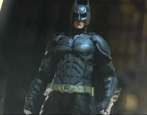Batman: Dark Knightfall, la versión alternativa en stop motion