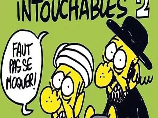 Caricaturas de Mahoma