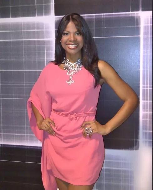 Presentadora de TV agradece el apoyo tras sufrir accidente