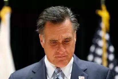 Mitt Romney y las meteduras de pata de los políticos