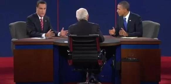 ¿Qué dicen Obama y Romney con sus gestos?