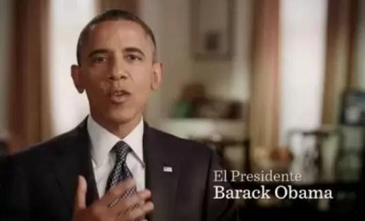 Obama habla en español para captar el voto hispano