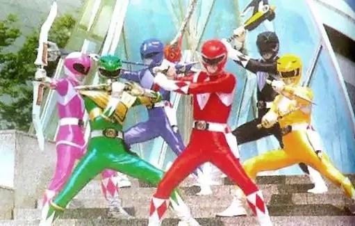 Los Power Rangers tendrán un capítulo especial