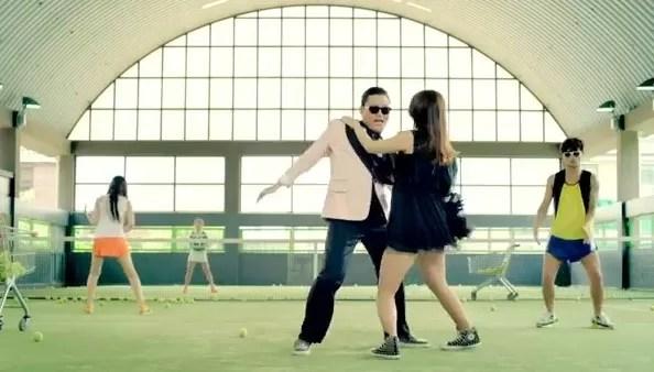"""Video de """"Gangnam Style""""  es Nº 1 en YouTube, superó los 803 millones de visitas"""
