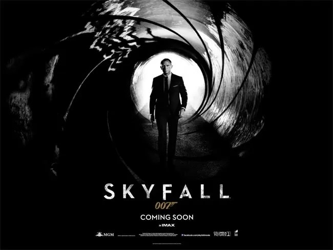 """Skyfall"", el nuevo film de 007, seduce la cartelera latinoamericana"