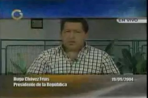 La profecía autocumplida de Hugo Chávez: En 2013 me voy