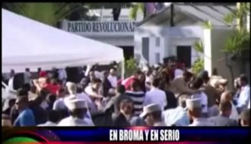 Resumen de los pleitos del PRD ayer (Julio Clemente)