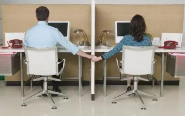 romance oficina