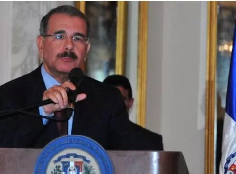 Comerciantes califican de positivo discurso del Presidente Medina