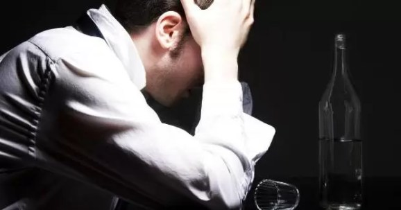 depresion alcohol