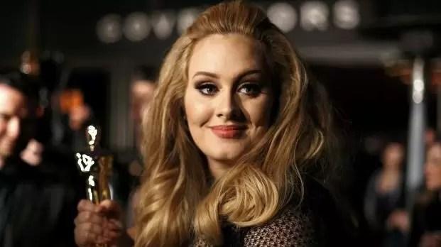 Adele, ¿la nueva voz emblema de James Bond?