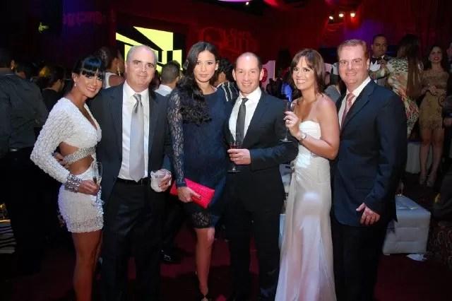 Claro Glam Party diversión y glamour a la altura del talento dominicano
