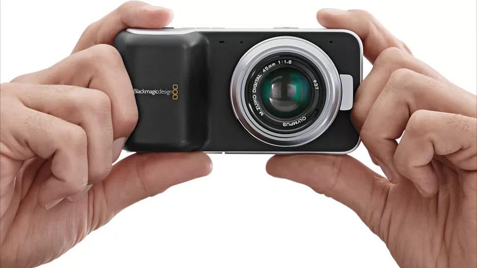 Esta cámara de cine digital cabe en el bolsillo