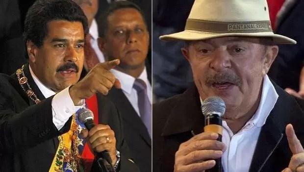 Venezuela: Lula da Silva apoya candidatura de Nicolás Maduro