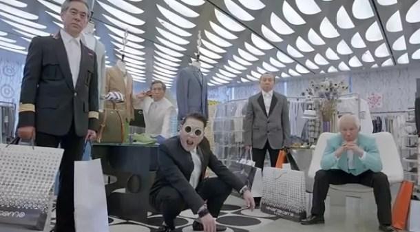 Creador del 'Gangnam style' es acusado de plagio por su nueva coreografía
