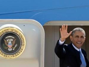 obama viaje