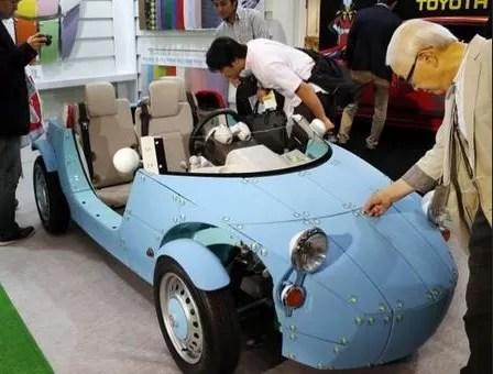 Toyota lanza carro para niños (vídeo)