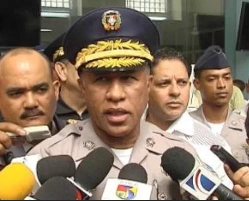Jefe de la Policía indica que delincuencia  se ha reducido 40%