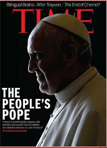 Las frases célebres del papa Francisco en su primer año