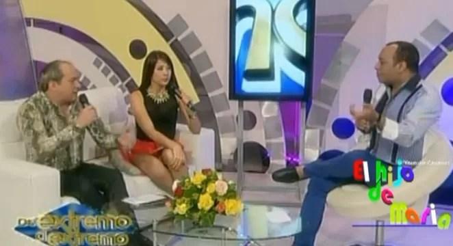 Jary Ramírez le manda fuego a las presentadoras de TV veteranas (video)
