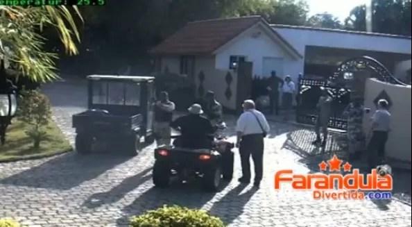 Video del asalto en Puerto Plata dónde NUESTROS POLICIAS se robaron los 60 millones de pesos