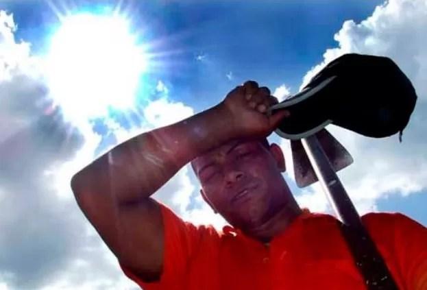 Meteorología anuncia temperaturas bastante calurosas