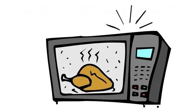 Alimentos que no debes cocinar en microondas