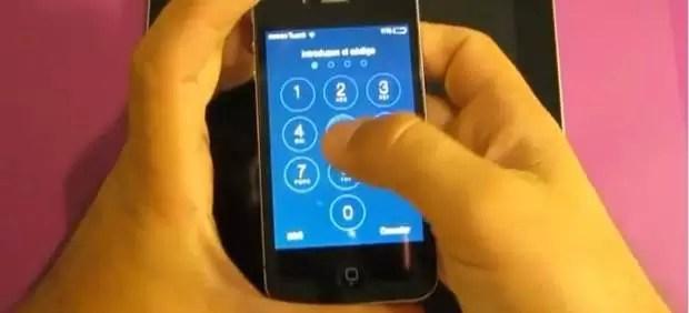 iOS 7 tiene un importante fallo de seguridad que ha sido descubierto (Video)