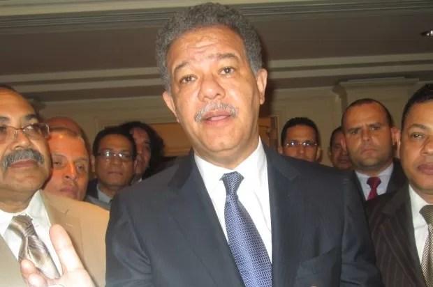 Leonel Fernández se reúne con partidos aliados