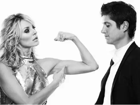 Los 10 tipos de mujeres que los hombres detestan