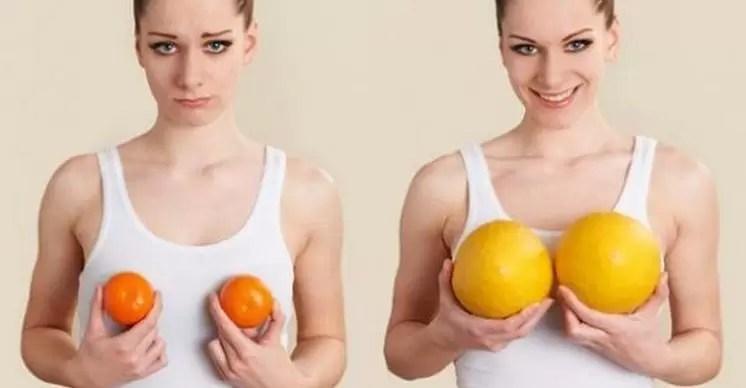 5 hábitos por los se caen los senos