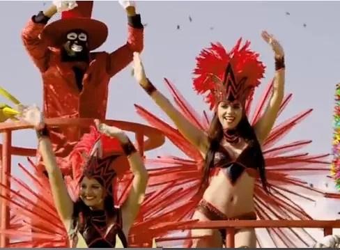 Ya estamos en carnaval