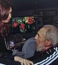 Estas son las fotos retocadas de Fidel Castro