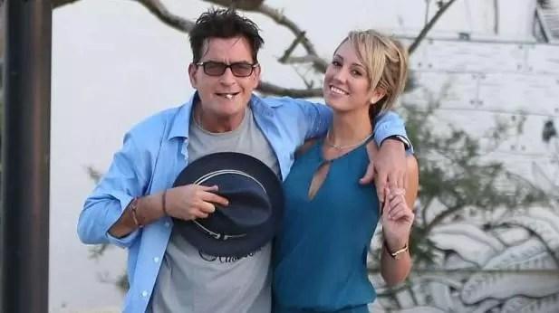 Aseguran que  la Ex esposa de Charlie Sheen no tiene sida