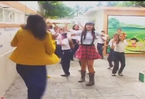 Lo nuevo de Francesca ¨ La Teacher¨