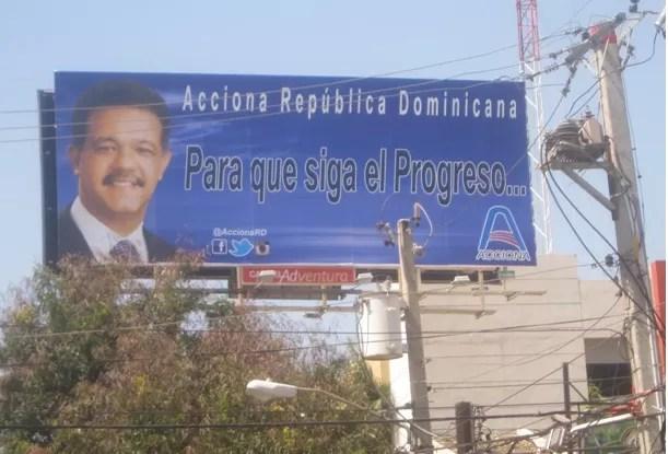 Leonel es declarado candidato del PLD y comenzará a recorrer las provincias