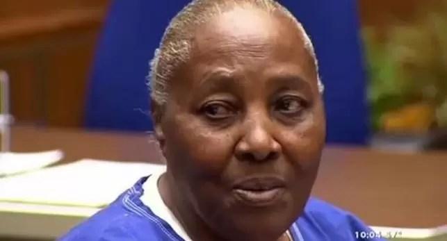 Estadounidense es liberada tras 32 años en la cárcel por un crimen que no cometió