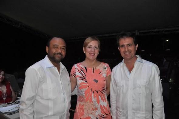 Luis Marino, Carmen Rita, Fernando Garcia