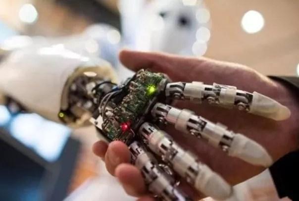 EEUU aprueba comercialización de prótesis de brazo de alta tecnología