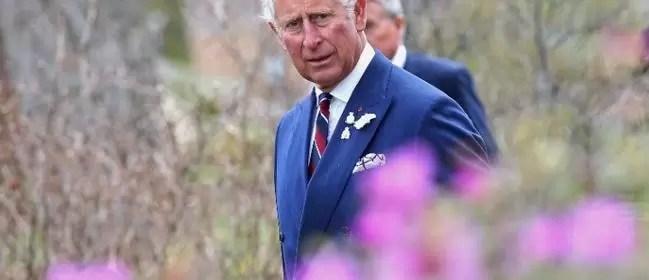 Príncipe Carlos de Inglaterra compara a Vladimir Putin con Hitler