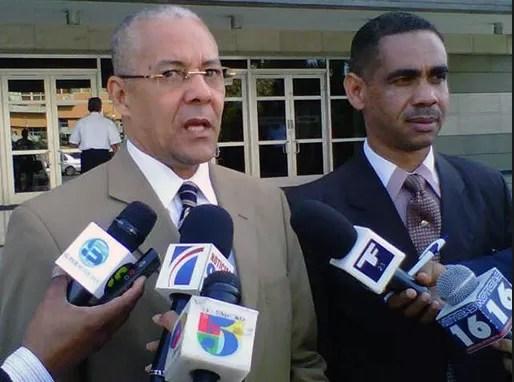Julio Cesar De la Rosa y Rigoberto Rosario