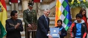vicepresidente bolivia